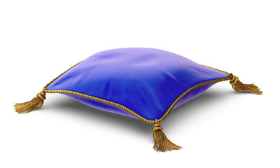 The royal pillow