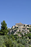 Gordes hill village, provence