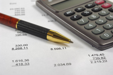 Budget Kalkulation