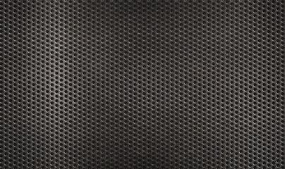 metal grid grunge industrial  background