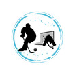 timbre hockey sur glace
