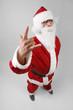 Santa Claus rapper