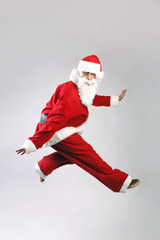 Santa Clause dancer