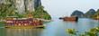 balade sur la baie d'halong