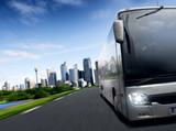 Fototapety Bus II