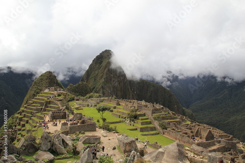 Astonishing Machu Picchu
