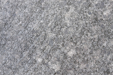 coarse grain porphyritic texture in granite
