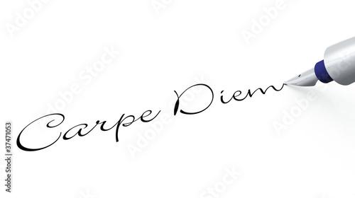 Stift Konzept - Carpe Diem