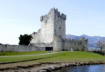 Ross Castle Ireland