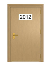 Door to the New Year 2012