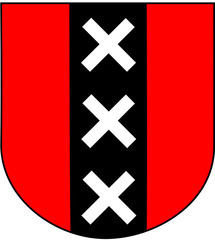 coat of arms of Amsterdam