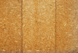 Used oriented strand board panels as background