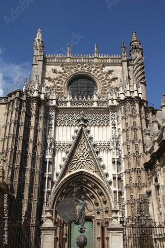 Sevilla cathedral, Spain