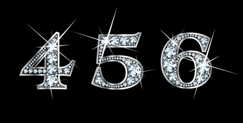 Diamond 4, 5, 6