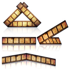 Strip film