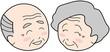 おじいちゃんとおばあちゃん