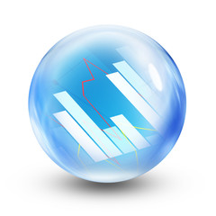 accounts glass ball