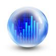 financial glass ball