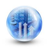 euro glass ball