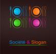 logo restaurant couleurs