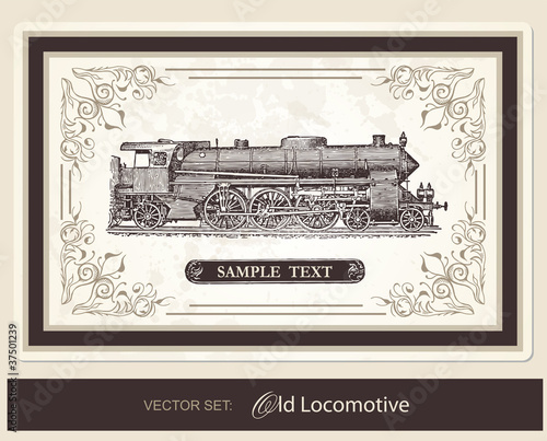 Historical Locomotive