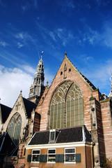 Spazieren in Amsterdam