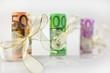 Geldgeschenke 50 Euro im Fokus