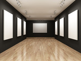 Fototapety gallery_black1
