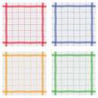 Torchons carrés (4 couleurs) - vecteur