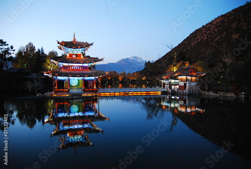 Heillongtan, Black Dragon Pool at Lijiang