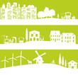 développement durable et transport vert