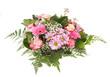 Blumenstrauss freigestellt