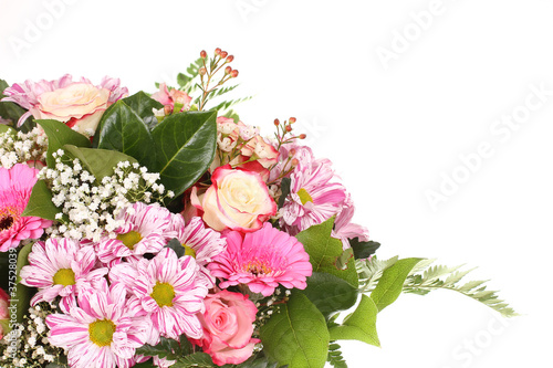 Blumenstrauss / Karte / Grusskarte / Valentinstag / Muttertag