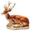 Statuette of a red deer
