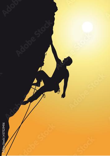 Alpiniste_Soleil
