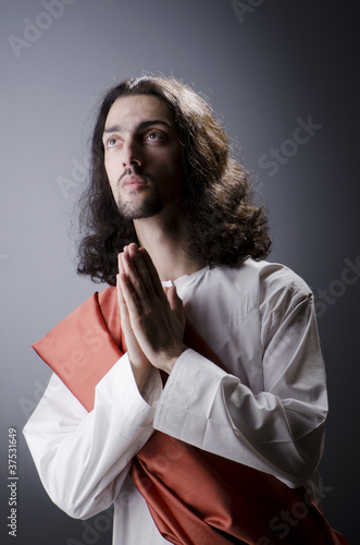 Personification of Jesus Christ