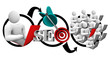 Search Engine Optimization SEO Diagram Increase Traffic