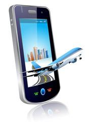 mobile & Plane