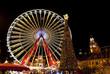 La grande roue sur la grand-place de Lille à Noël - 37533835