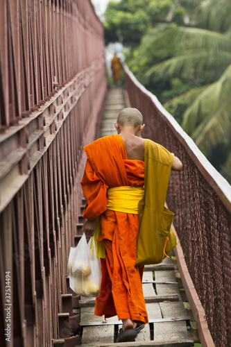 Monk footbridge