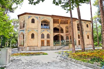 Hasht Behesht Palace  , Esfahan,  Iran