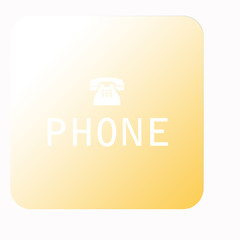 Icon - phone 1(Gold)