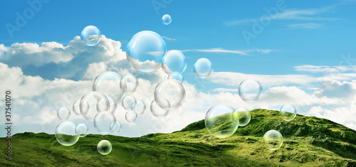 wilderness bubbles
