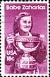 Babe Zaharias. 1911-1956. US Postage.