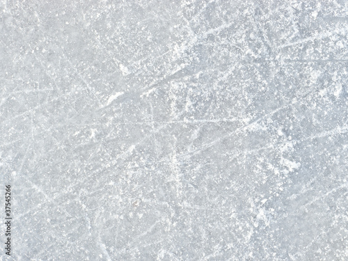 Fotobehang Wintersporten Ice rink background