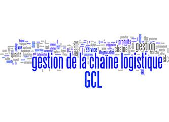gestion de la chaîne logistique GCL