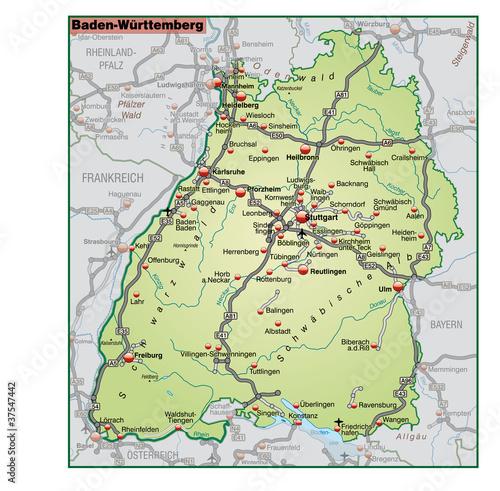 Baden-Württemberg_Umgebung_gruen
