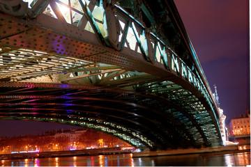 Pont à Lyon