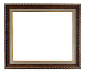 Modern  brown  frame