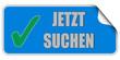 CB-Sticker blau eckig curl oben JETZT SUCHEN